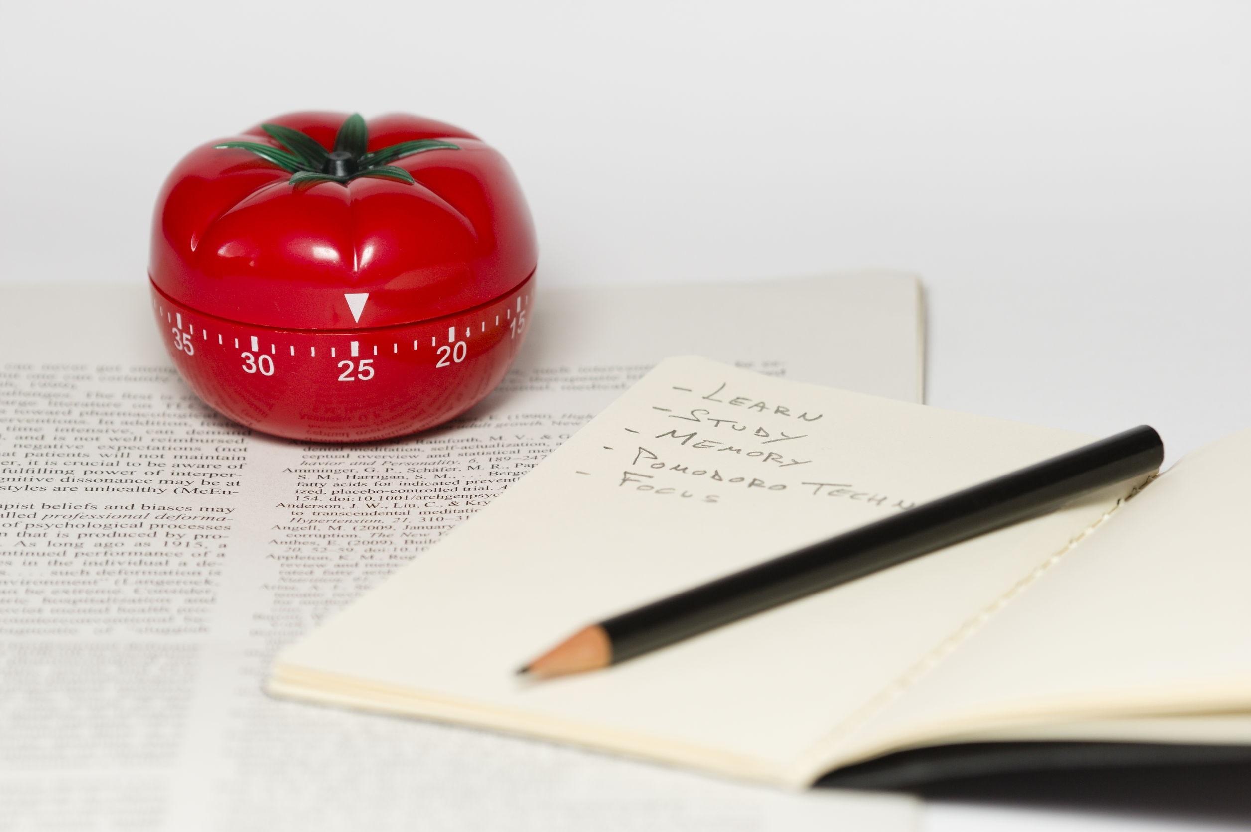Travail La Methode Pomodoro Pour Gerer Son Temps Et Reduire Le