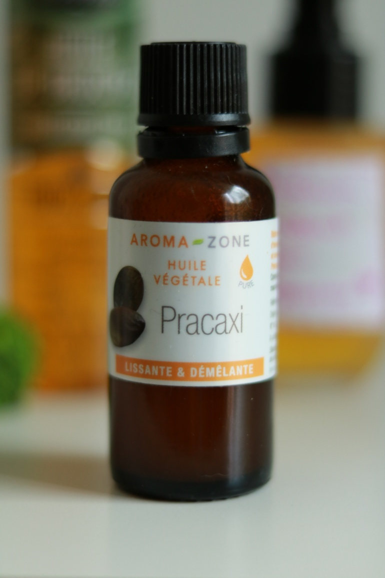 huile de pracaxi Aroma Zone
